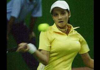 sania mirza qualifies for us open - India TV