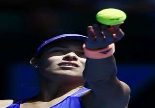 fifth seeded ivanovic out in 1st round of...