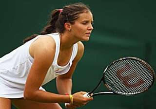 laura robson won t play at us open due to injury...