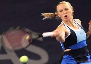 luxembourg open caroline wozniacki wins - India TV