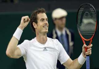 murray could face djokovic in us open semifinals...
