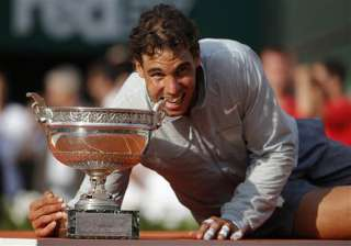 nadal wins 9th french open tops djokovic in final...