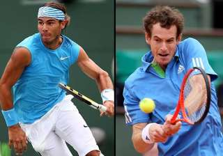 nadal murray advance in french open - India TV
