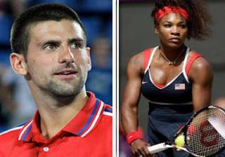 no. 1s s williams djokovic advance at cincinnati...