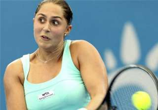 paszek saves 5 match points to win at eastbourne...