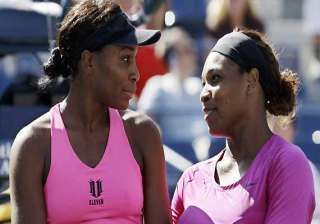 questions for williams sisters after french flop...
