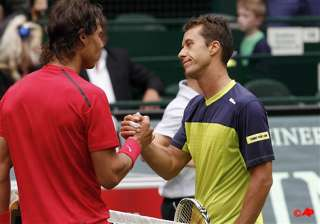 rafael nadal ousted from gerry weber open - India...