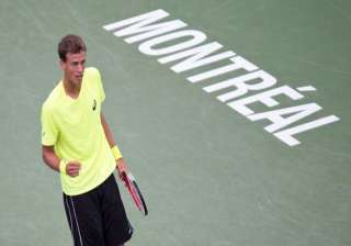 raonic pospisil set up canadian semi showdown -...