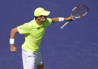 roberto bautista agut knocks out tomas berdych in...
