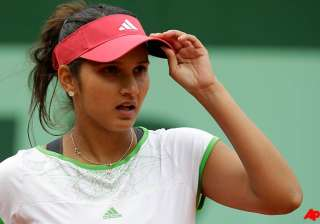 sania mirza crashes out of french open singles -...