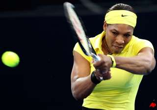 serena williams wins 1st match back after layoff...