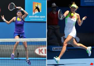 sharapova kvitova set up aussie open semifinal -...