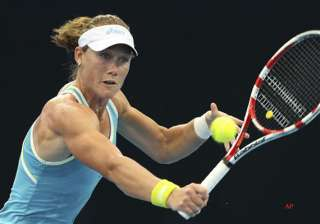 stosur loses 1st round match at australian open -...