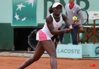 us teen stephens gets to 4th round at french open...