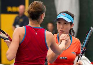 zheng jie wins auckland title - India TV