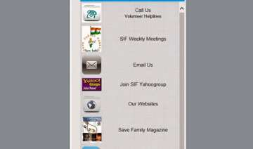 a mobile app to save men in distress - India TV