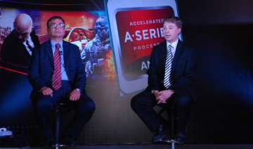 amd launches a series processors in india...