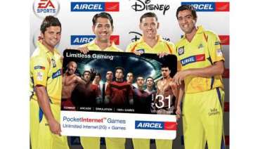 aircel offers unlimited games internet for rs 43...