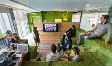 amazing pictures of google s office in ireland -...