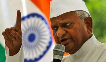 anna hazare to ring the bell at nasdaq - India TV