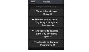 apple to add cinema tickets booking facility...