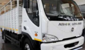 ashok leyland launches intermediate commercial...