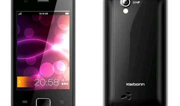 at rs 2 790 karbonn a50s is the cheapest android...