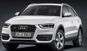 audi q3 suv launched at a starting price of rs...