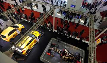 auto expo 2012 poor management disappoints...