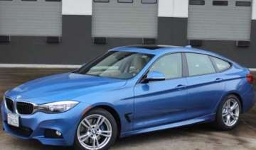 bmw rolls out locally made 3 series gran turismo...