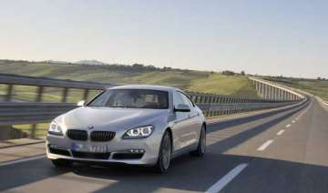bmw 6 series gran coupe launched for rs 86.40...
