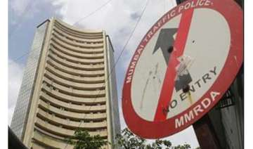 bse stocks fall for first time in six days due to...
