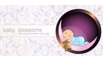 baby blossoms app launched to help parents -...