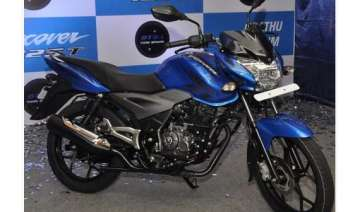 bajaj auto launches discover 125t for rs 54 022 -...