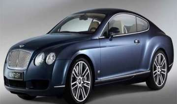 bentley expects india sales to rise - India TV
