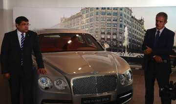 bentley launches new flying spur priced at rs 3.1...