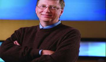bill gates wants rich nations to be more generous...