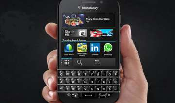 blackberry q10 launched in india for rs 44 990 -...