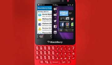 blackberry q5 launched in india at rs 24 990 -...