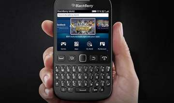 blackberry 9720 launched in multiple colours -...