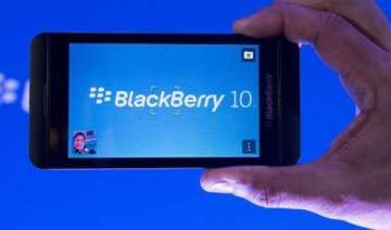 blackberry replenishes z10 stock in india - India...
