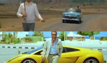 cars in bollywood movies then and now - India TV