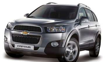 chevrolet launches updated captiva starting from...