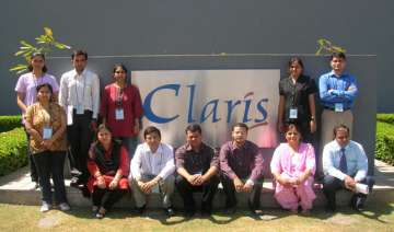 claris q2 net profit falls 43.65 pc to rs 18.2 cr...