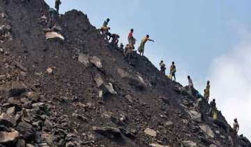 coal india executives go on 3 day strike - India...