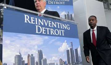 detroit bankruptcy challenged in court - India TV