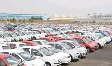domestic car sales up 1.39 in february - India TV