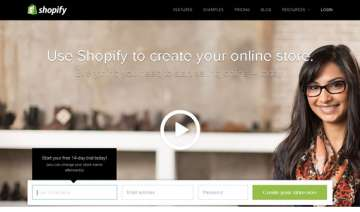 e commerce platform provider shopify enters india...