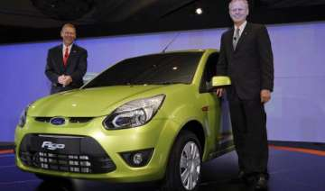 ford trying to gain a foothold in chinese market...