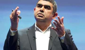 infosys appoints vishal sikka as ceo md murthy to...